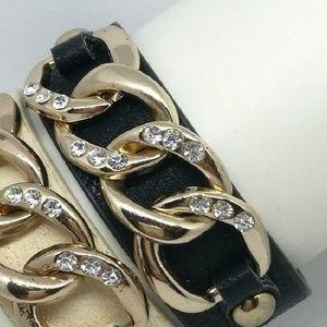 New Pics! Pavé Chain Link Bracelet